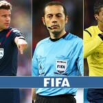 FIFA World Cup 2018 Referees & Assistants List (Officially Announced)