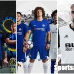 Football Teams Kits Home & Away Home 2018-19 (Leaked)