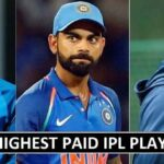 Highest Paid Players in IPL 2018 (Leaked Salaries)