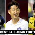 10 Highest Paid Asian Footballers In World 2018 (Official)