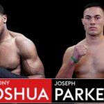 Anthony Joshua vs Joseph Parker Purse Payouts 2018 (Confirmed)