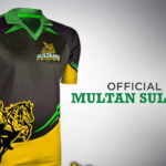 Multan Sultans Official Kit/Jersey PSL 2018 (Leaked)