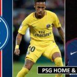 PSG Away & Third Kit/Jersey 2018 (Leaked)