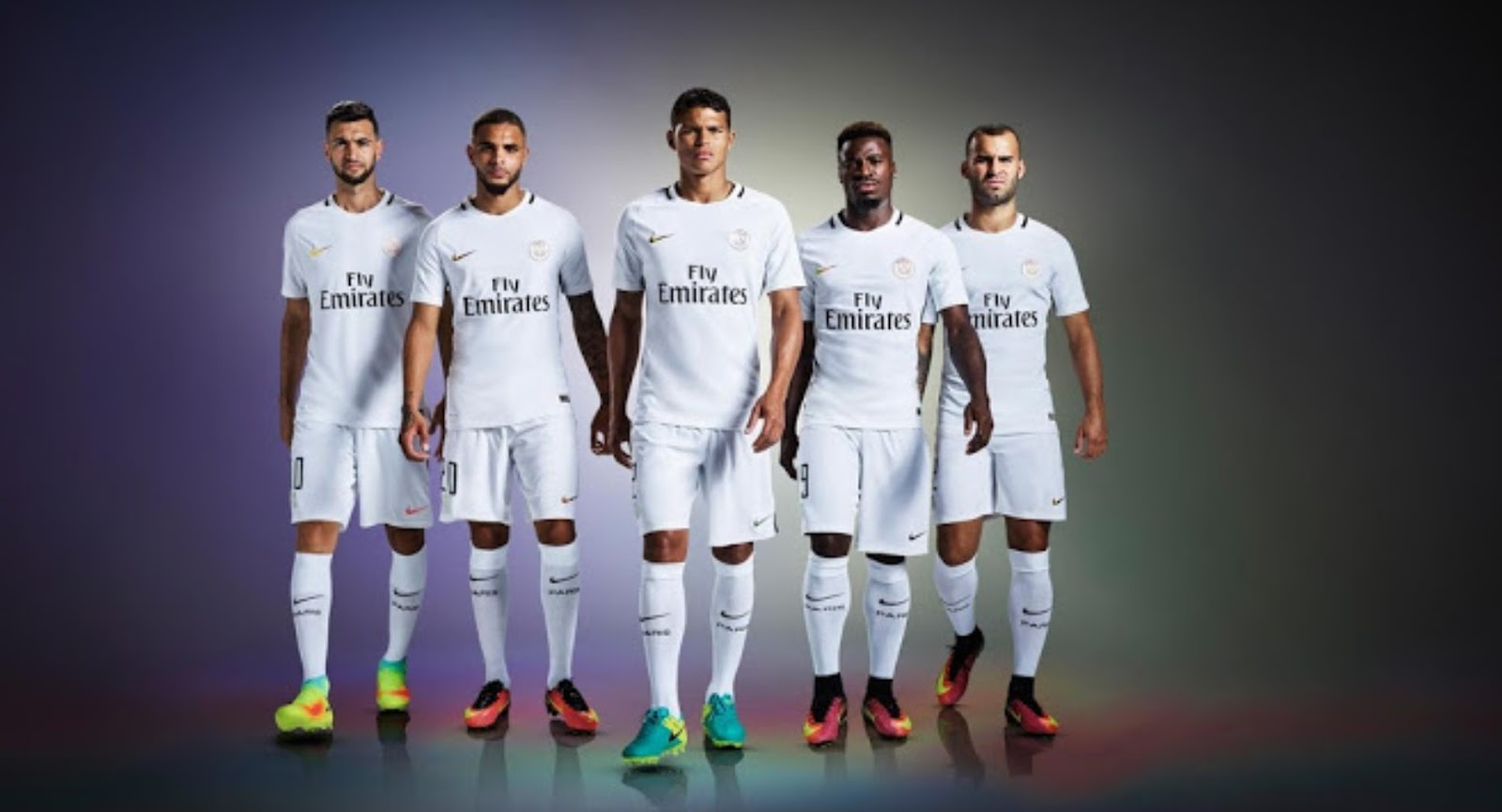 online store 720bb a46fa PSG Away & Third Kit/Jersey 2018 (Leaked)