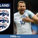 England Team Squad FIFA World Cup 2018 (Official Lineups)
