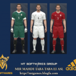 Iran Kit/Jersey For FIFA World Cup 2018 (Revealed)