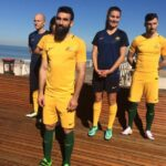 Australia Official Team Kit/Jersey FIFA World Cup 2018