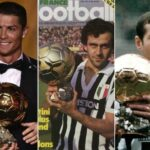 Ballon d'Or Winners Of All Times (1956-2018)