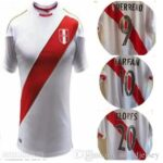 Peru Official Team Kit/Jersey For FIFA World Cup 2018