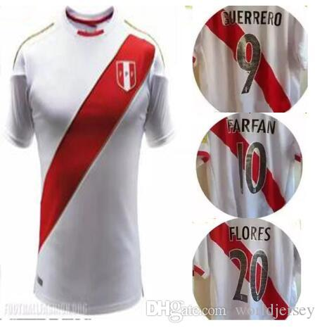 faa88c03e Umbro is the official sponsor and manufacturer of the kits of Peru football  team in FIFA World Cup 2018 and this sports brand have designed two  separate ...