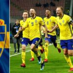 Sweden Team Squad World Cup 2018 (Official Lineup)