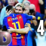 Barcelona win 25th La Liga title with 4-2 win over Deportivo: HD Highlights Video