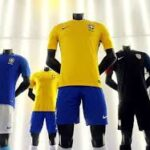 Brazil Team Kit/Jersey FIFA World Cup 2018 (Officially Launched)
