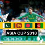 Asia Cup 2018 Schedule (Officially Confirmed)