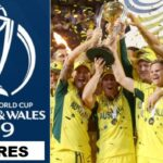 ICC Cricket World Cup 2019 Schedule (All Matches)