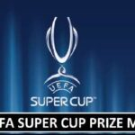 UEFA Super Cup 2018 Prize Money (Leaked)