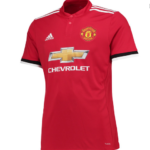 Manchester United Official Team Kit 2018-19 (Leaked)