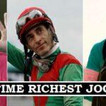 Richest Horse Jockeys In World (All Times)