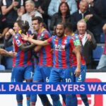 Crystal Palace Players Salaries 2018-19 (Leaked Bill)