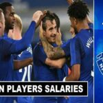 Everton Players Salaries 2018-19 (Contract Revealed)