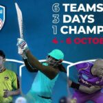 Abu Dhabi T20 Schedule, Fixture, Time Table & Teams