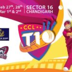 CCL T10 Blast 2019 T10 Points Table & Team Standings