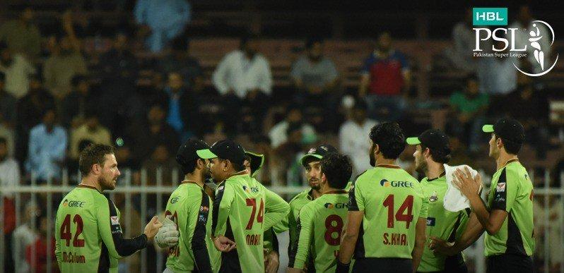 Lahore Qalandars Team
