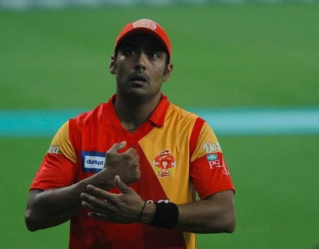 Mohammad Sami Islamabad United Captain
