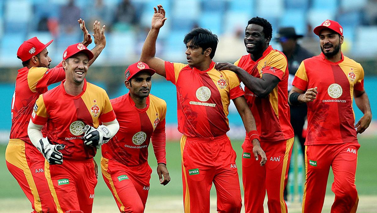 Islamabad United Team