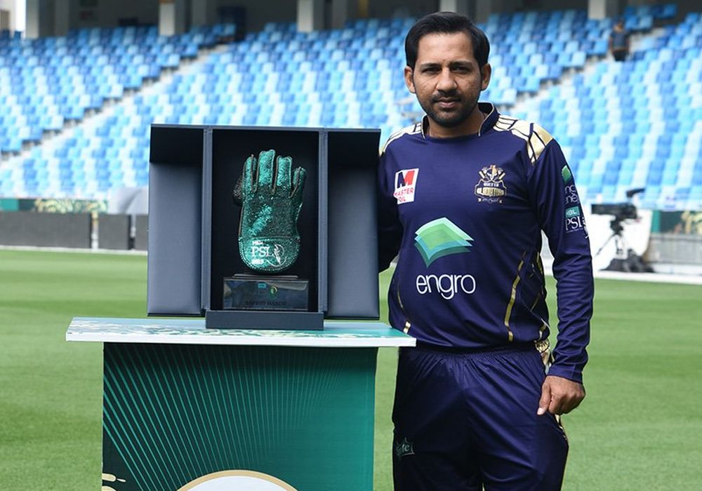 PSL 2019 Best Wicket Keeper of the Tournament Trophy
