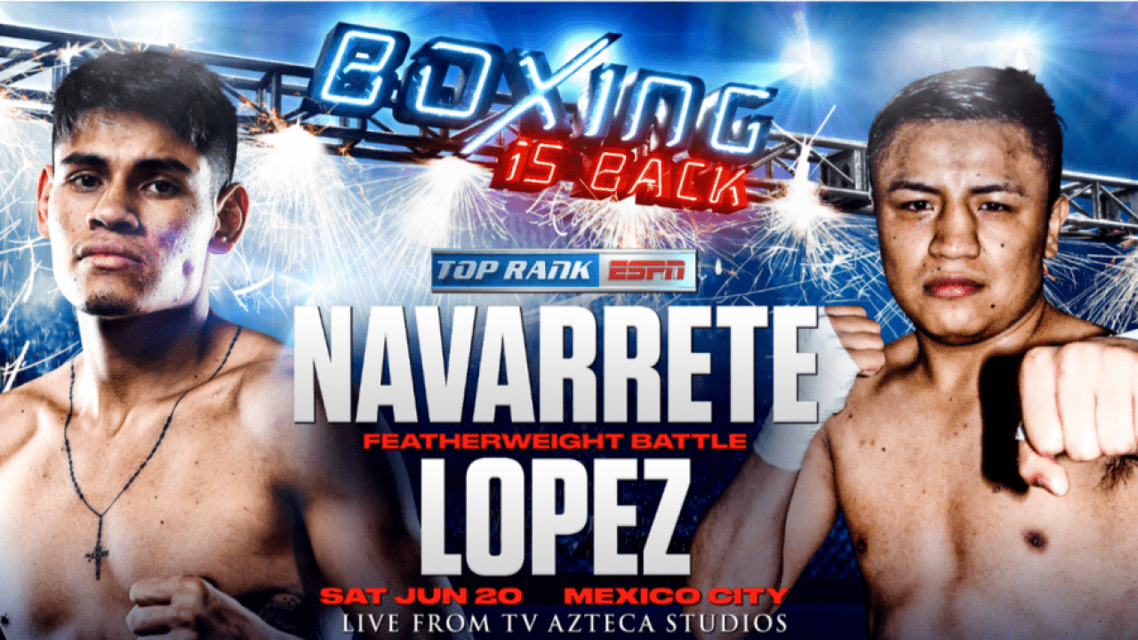 Emanuel Navarrete vs Uriel Lopez Purse Payouts