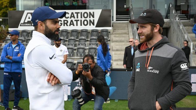 Australian Star Brett Lee Supports New Zealand Against India