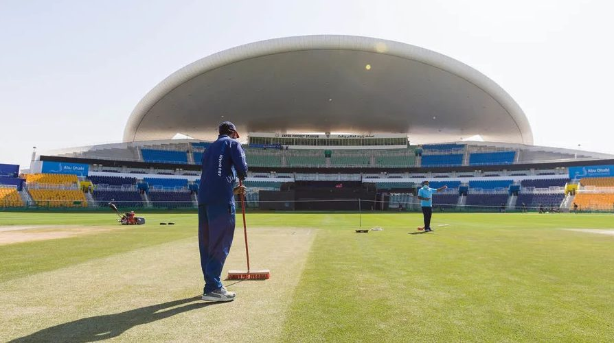 Extreme Weather of Abu Dhabi is Challenge for PSL