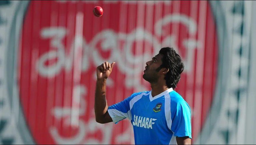 Shahadat Hossain makes come back
