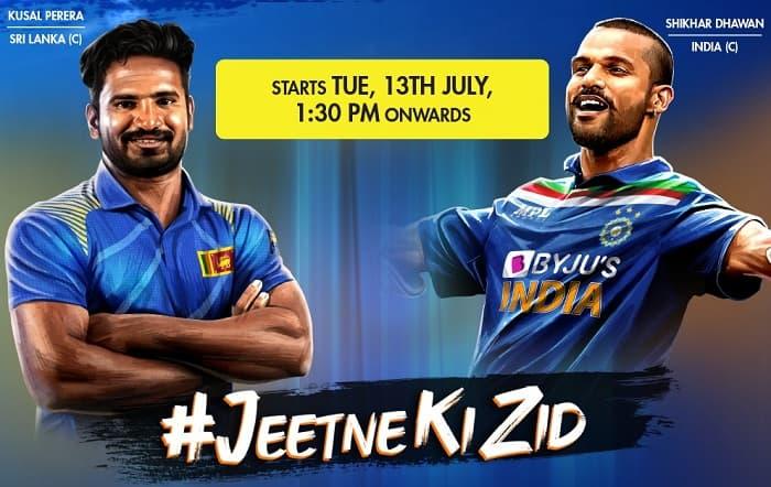 India vs Sri Lanka Live Stream Star Sports