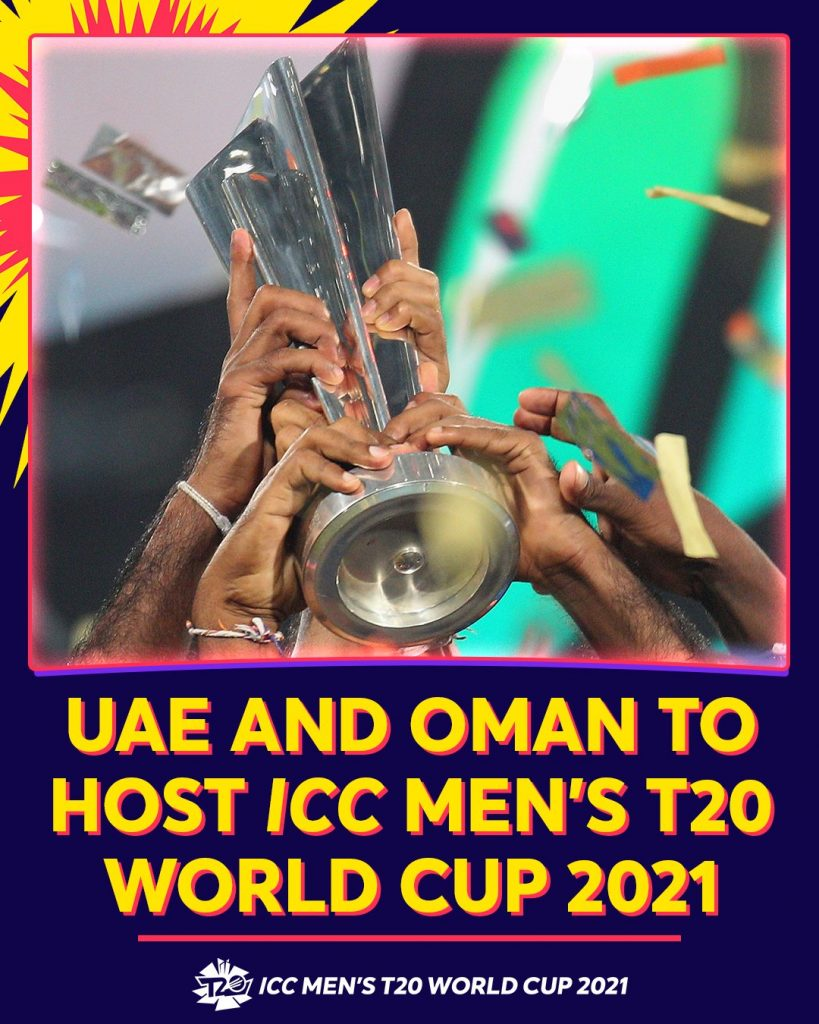 ICC T20 Cricket World Cup 2021 Schedule Time Table